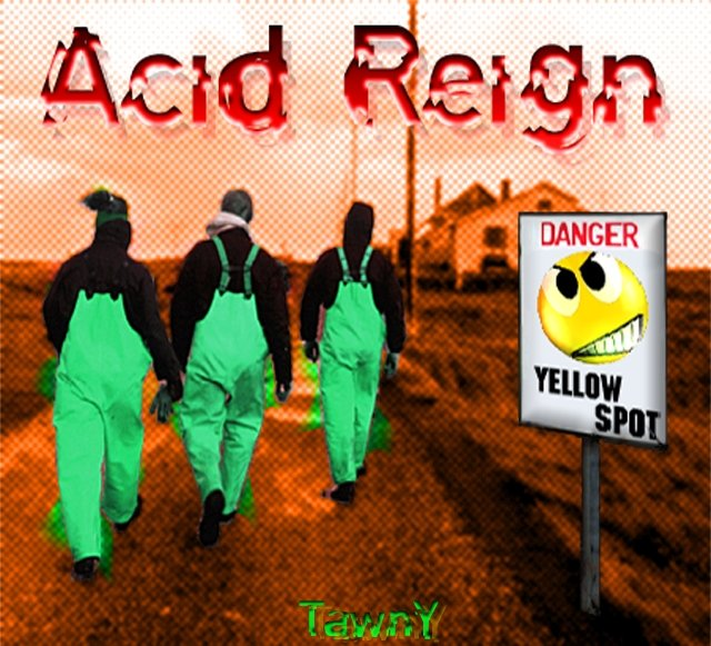 aciD reigN Cover